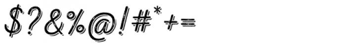 Nexa Rust Script T Shadow 2 Font OTHER CHARS