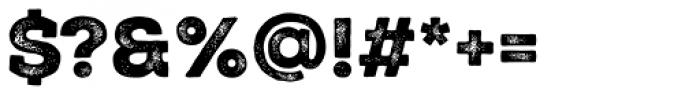 Nexa Rust Slab Black 2 Font OTHER CHARS