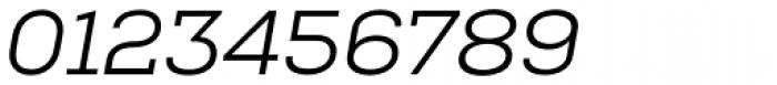 Nexa Slab Book Oblique Font OTHER CHARS