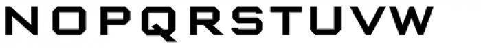 Nexstar Bold A Font UPPERCASE