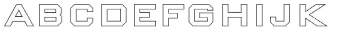 Nexstar Bold C Font UPPERCASE