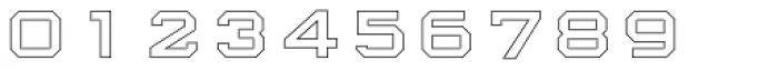 Nexstar Bold D Font OTHER CHARS