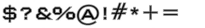 Nexstar Roman B Font OTHER CHARS