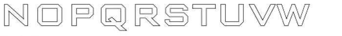 Nexstar Roman C Font UPPERCASE