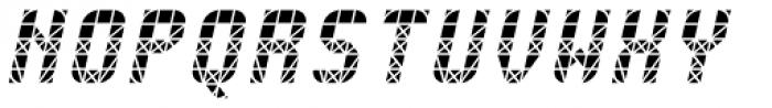 Next Stop Light Oblique Font UPPERCASE