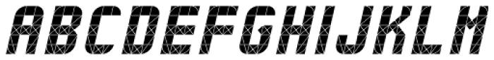 Next Stop Oblique Font UPPERCASE