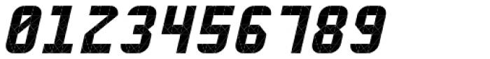 Next Stop UltraBlack Oblique Font OTHER CHARS
