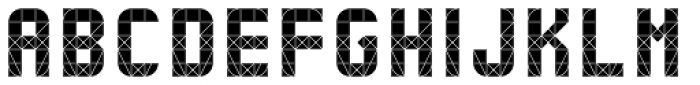 Next Stop Font UPPERCASE