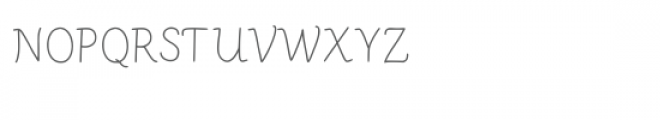 nectarine font Font UPPERCASE