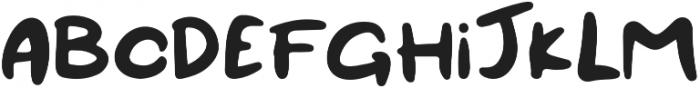 NF-AKAKIOS otf (400) Font LOWERCASE
