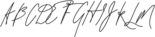 NF-Blanc Seing otf (700) Font UPPERCASE