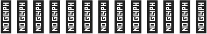 NF-Nadira-Icon Set Bold otf (700) Font UPPERCASE