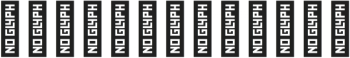 NF-Nadira-Icon Set Bold otf (700) Font LOWERCASE