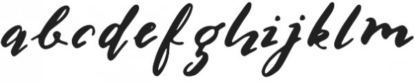 NF-Naquia otf (400) Font LOWERCASE
