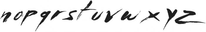 NF-Noix otf (400) Font LOWERCASE