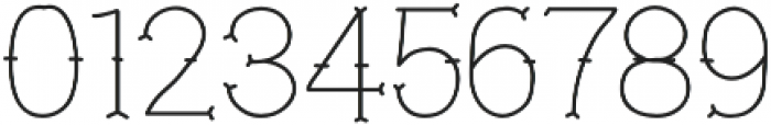 NF-TrueMama otf (400) Font OTHER CHARS