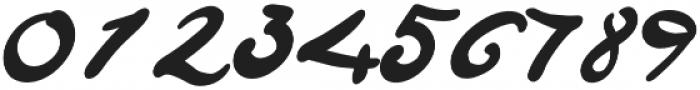 NF-farfelue otf (400) Font OTHER CHARS