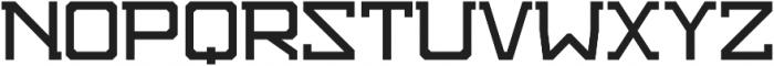 NFC Stunner [ Style 2 ] otf (400) Font UPPERCASE