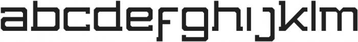 NFC Stunner [ Style 2 ] otf (400) Font LOWERCASE