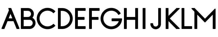NFNGroteskCapsBold Font LOWERCASE
