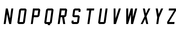 NHL Edge Carolina Font LOWERCASE