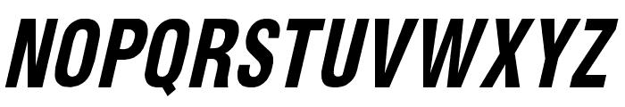NHL Nashville Font UPPERCASE