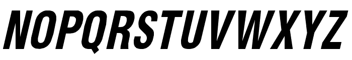 NHL Nashville Font LOWERCASE