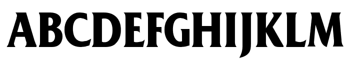 NHL Phoenix Font UPPERCASE