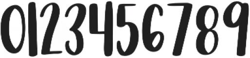 NI Fish Taco Regular otf (400) Font OTHER CHARS