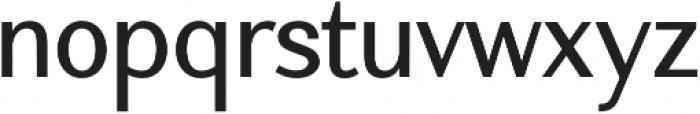 Nic Medium otf (500) Font LOWERCASE