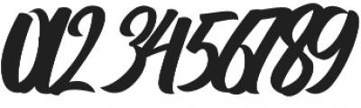 Nichole Script Medium otf (500) Font OTHER CHARS