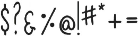Nicolet otf (400) Font OTHER CHARS