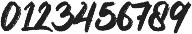 Nielsen Rough otf (400) Font OTHER CHARS