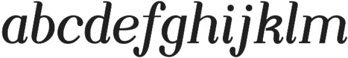 Night Still Comes otf (700) Font LOWERCASE