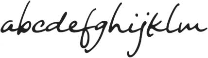 Night Wind Sent otf (400) Font LOWERCASE