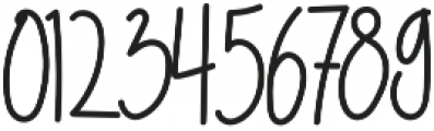NightWork Regular otf (400) Font OTHER CHARS