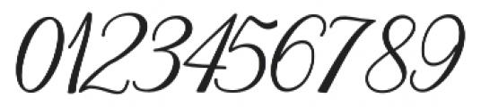 Nightingale otf (400) Font OTHER CHARS