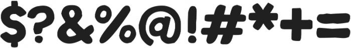 NimblePen ttf (400) Font OTHER CHARS