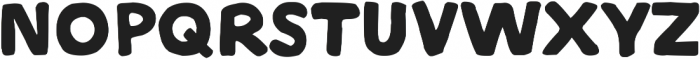 NimblePen ttf (400) Font LOWERCASE