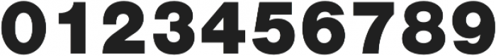 Nimbus Sans Black otf (900) Font OTHER CHARS