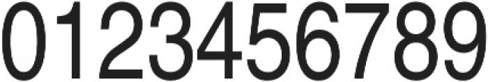 Nimbus Sans Cond L Regular otf (400) Font OTHER CHARS