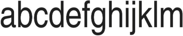 Nimbus Sans Cond L Regular otf (400) Font LOWERCASE