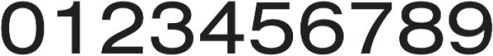 Nimbus Sans Extd Regular otf (400) Font OTHER CHARS