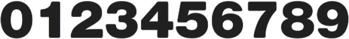 Nimbus Sans Round Black otf (900) Font OTHER CHARS