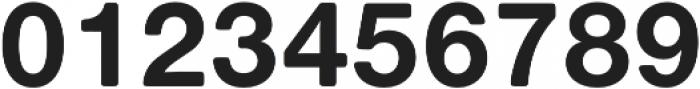 Nimbus Sans Round Bold otf (700) Font OTHER CHARS
