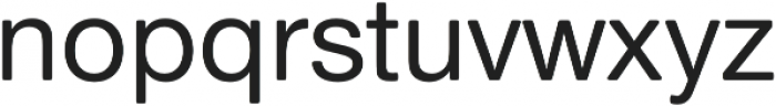 Nimbus Sans Round Medium otf (500) Font LOWERCASE
