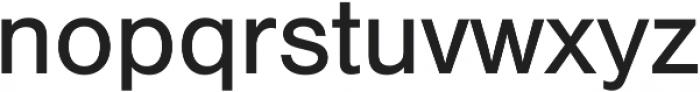 NimbusSan ttf (900) Font LOWERCASE