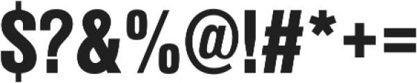 NimbusSanConLBla ttf (400) Font OTHER CHARS