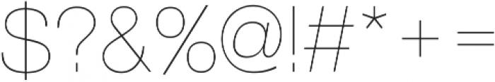 NimbusSanDUltLig ttf (900) Font OTHER CHARS