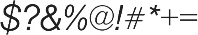 NimbusSanLig ttf (400) Font OTHER CHARS